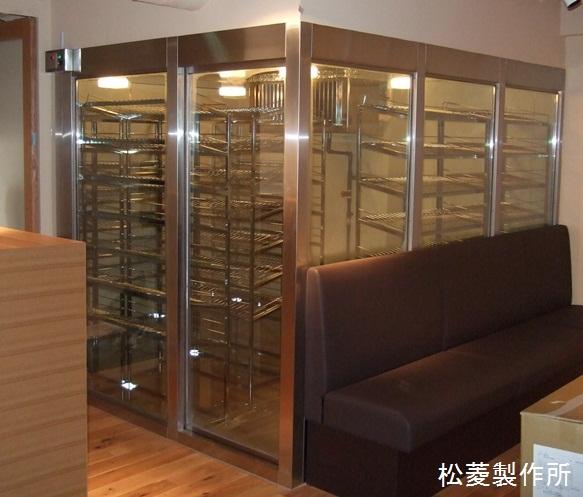 Waida Mfg Co Ltd Mail: Cellar Model.4B : 松菱製作所